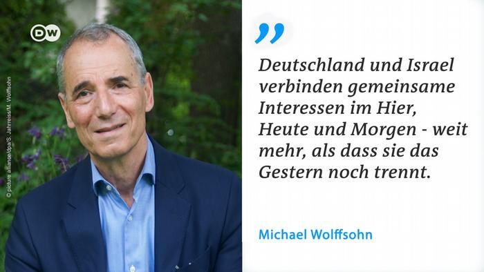 Zitattafel Michael Wolffsohn