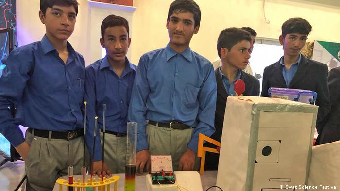 Science Festival in Swat, Pakistan