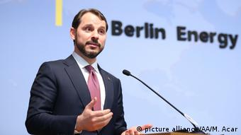 Deutschland Energy Transition Dialogue der Bundesregierung   Berat Albayrak