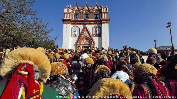 Foto Copyright: Coordinación Ejecutiva para la conmemoración del Bicentenario de la Independencia Nacional y del Centenario de la Revolución Mexicana del Estado de Chiapas. Web UNESCO