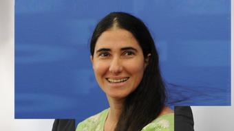 DW-Autorin Yoani Sanchez ist eine Bloggerin aus Kuba