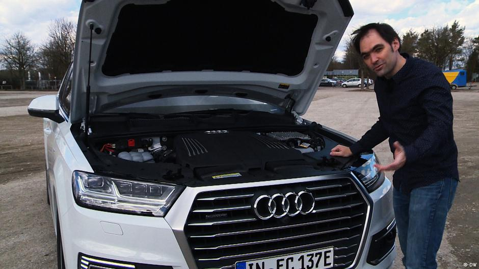 A Thriftier Suv The Audi Q7 Plug In Hybrid Drive It Motor Magazine Dw 01 2019
