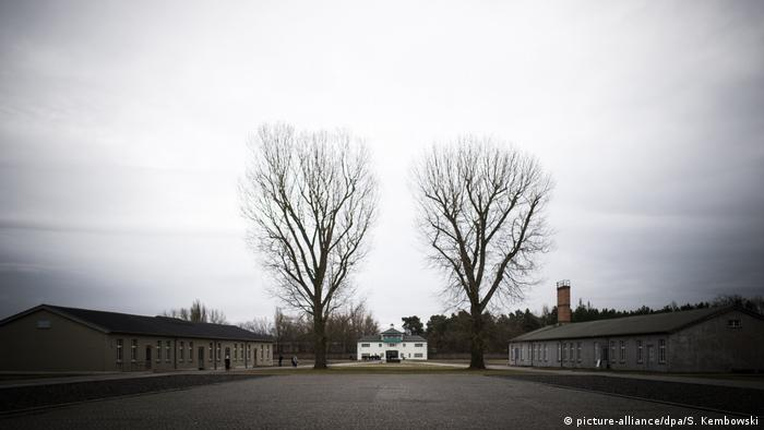 Sachsenhausen concentration camp memorial site
