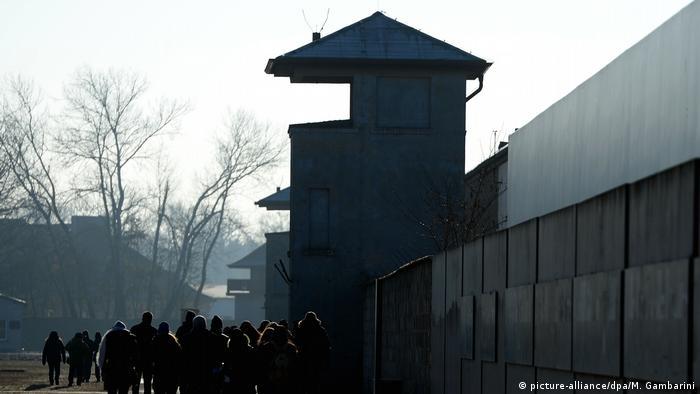 Deutschland KZ-Gedenkstätte Sachsenhausen