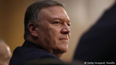 Сенат США затвердив Майка Помпео на посаді держсекретаря