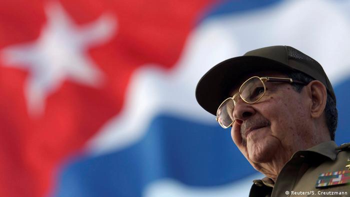 Kuba Raúl Castro