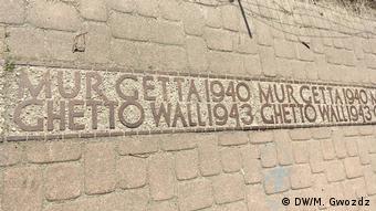 Polen Warschauer Ghetto