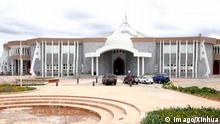 12.05.2006 Copyright: imago/Xinhua Tansanisches Parlamentsgebäude in Dodoma - PUBLICATIONxNOTxINxCHN,