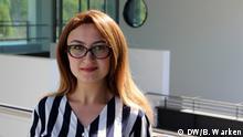 Lernerporträt Ruzanna aus Armenien
