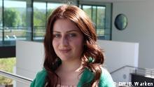 Lernerporträt Mariam aus Armenien