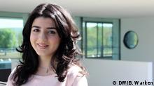 Lernerporträt Rima aus Armenien