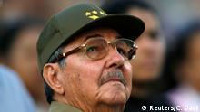 Kuba Raul Castro in Havanna (2007)