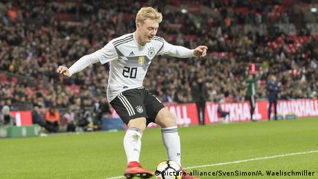 Julian Brandt (picture-alliance/SvenSimon/A. Waelischmiller)