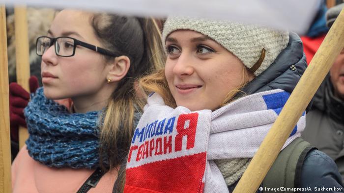 Russland Jugendorganisation Molodaja Gwardija, Junge Garde