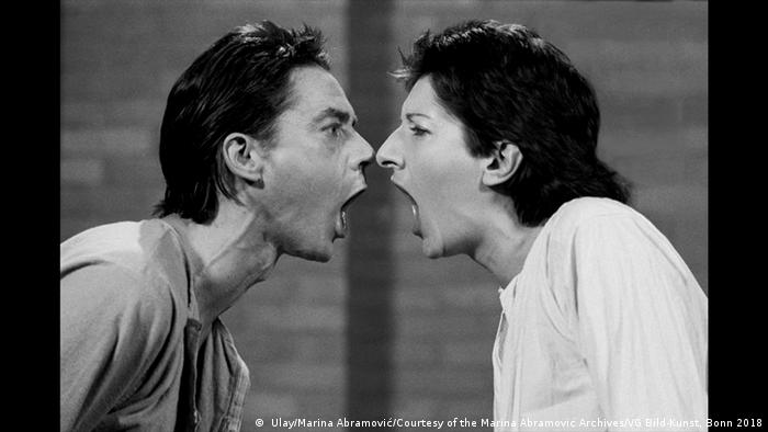 Performance Art Pioneer Ulay Marina Abramovic S Former Partner Has Died Arts Dw 02 03 2020