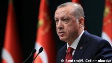 Türkei Erdogan kündigt Neuwahlen an