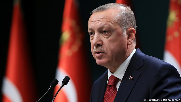 Erdogan announces a new election