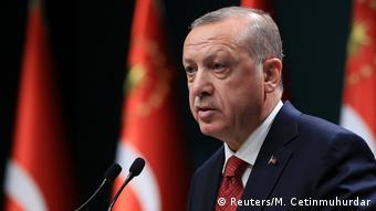 Ο Τ. Ερντογάν εξαγγέλλει πρόωρες εκλογές