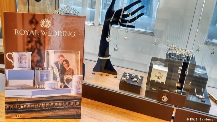 Prince Harry and Meghan Markle merchandise