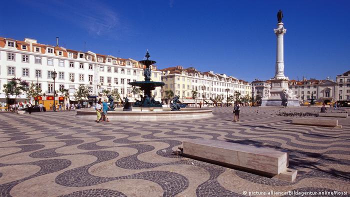 Πλατεία Ρόσιο, Λισαβόνα