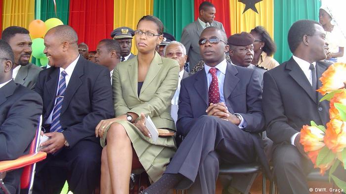 São Tomé und Príncipe Celia Posser, Juristin
