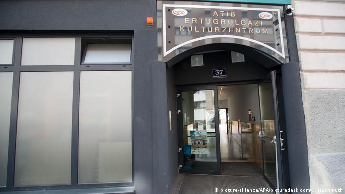 Österreich ATIB-Kulturzentrum in Wien
