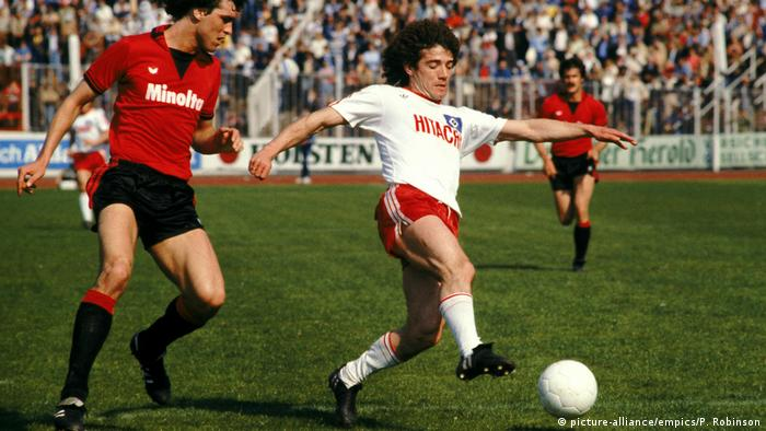 Bildergalerie HSV-Abstieg | Kevin Keegan (picture-alliance/empics/P. Robinson)