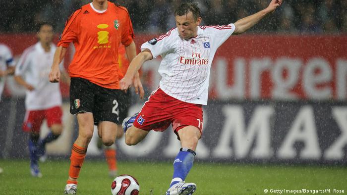 Bildergalerie HSV drohender Abstieg - Bilder historisch bis aktuell | Ivica Olic 2007 (Getty Images/Bongarts/M. Rose)
