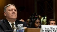 CIA Direktor Mike Pompeo (Imago/C. May)