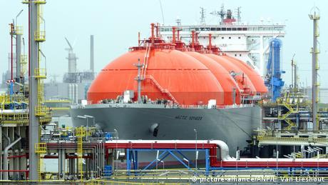 Чи потрібен Європі американський скраплений газ?