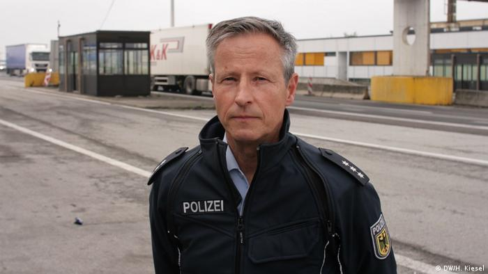 German state of Bavaria plans to bring back border police