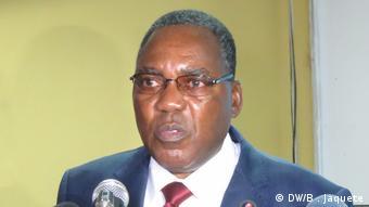 Alberto Ricardo Mondlane, Governeur der mosambikanischen Provinz Manica