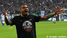 Fussball DFB Pokal Halbfinale FC Schalke 04 - Eintracht Frankfurt