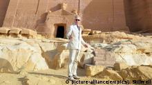 Bildergalerie Oase al-Ula in Saudi-Arabien | Prinz Charles