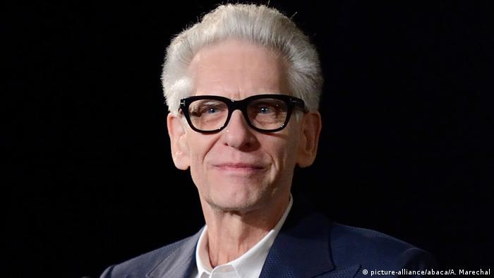 David Cronenberg (picture-alliance/abaca/A. Marechal)