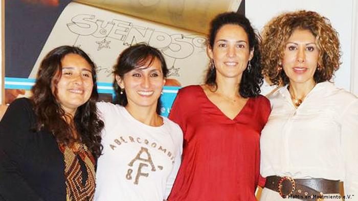 MaMis en Movimiento e.V., Asociación de madres migrantes activas en Berlín.
