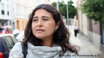 Marita Orbegoso, de MaMis en Movimiento e.V. .