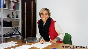 Iryna Holowko