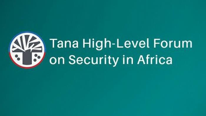 Logo Tana High-Level Forum on Security in Africa