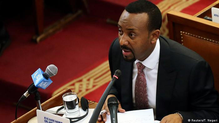 Ethiopia opens its doors to UN human rights chief | Africa | DW