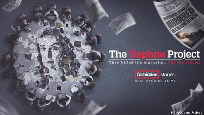 The Daphne Project Info Bild