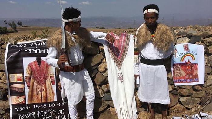 Äthiopien Mekedela