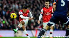 FC Arsenal Serge Gnabry (picture-alliance/nordphoto)