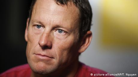 Lance Armstrong during a 2ß011 interview in Austin, Texas. (Photo: picture-alliance/AP/T. Nguyen)