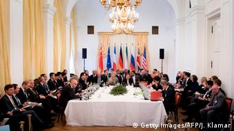Multinational negotiations toward Iran's nuclear deal in Vienna