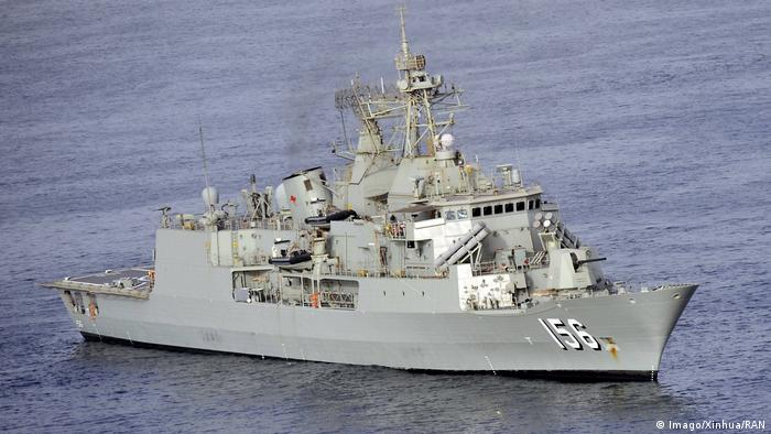 HMAS Toowoomba (Imago/Xinhua/RAN)