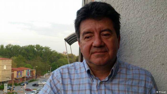 Gorgi Lazarevski (Privat)