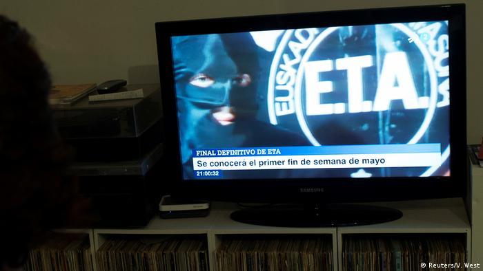 Baskische Untergrundorganisation ETA löst sich auf (Reuters/V. West)