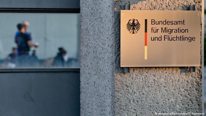 Bundesamt für Migration und Flüchtlinge sign
