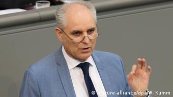 Bundestag Debatte Deutsche Welle Ehrhorn AfD